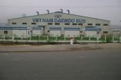 Nhà máy DAEWOO BUS