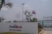 Nhà máy sữa Duch Lady Hà Nam