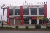 Show room HonDa