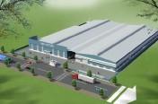 Nhà máy Công ty TNHH Nhôm Tân Đông.