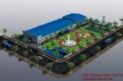 Dự án nhà máy Dae Gwang-Song Khê- Bắc Giang